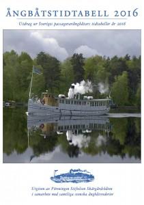 Ångbåtstidtabell 2016-16